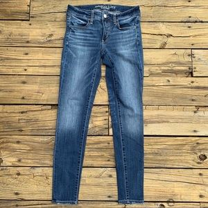 American Eagle | Stretchy Skinny Jean Jeggings 6